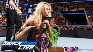 Nonton Charlotte Flair vs. Naomi: SmackDown LIVE, April 18, 2017 Film Subtitle Indonesia Streaming Movie Download