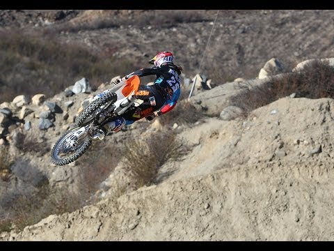 Marvin Musquin 2014 KTM 150SX RAW - TransWorld Motocross