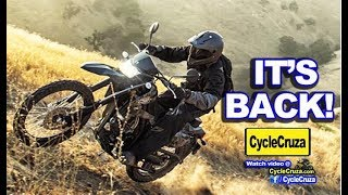 3. IT'S BACK AND BETTER!!  (Great Starter Motorcycle!) 2018 Motorcycles