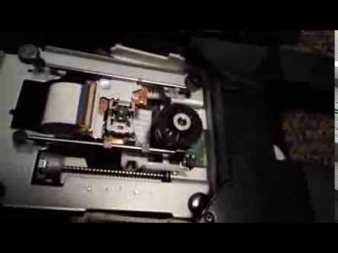 DVD or CD Player Service  (Quik)
