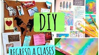 Regreso a clases | DIY manualidades faciles! - YouTube