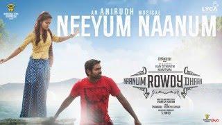Neeyum Naanum (Cover) - Naanum Rowdy Dhaan - Aparna Shibu
