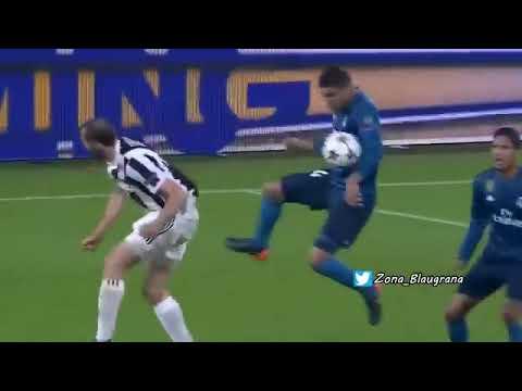 Những khoảnh khắc ''giúp'' Real Madrid lên ngôi C1 lần thứ 3 liên tiếp - Thời lượng: 2 phút, 20 giây.