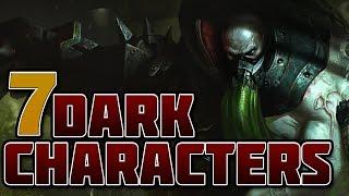 Video 7 Dark Characters in League of Legends MP3, 3GP, MP4, WEBM, AVI, FLV November 2018