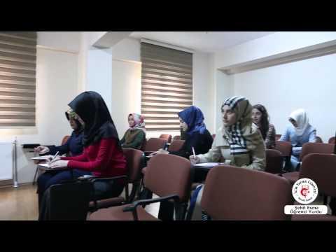 Umuttepe Şehit Esma Yükseköğrenim Kız Öğrenci Yurdu