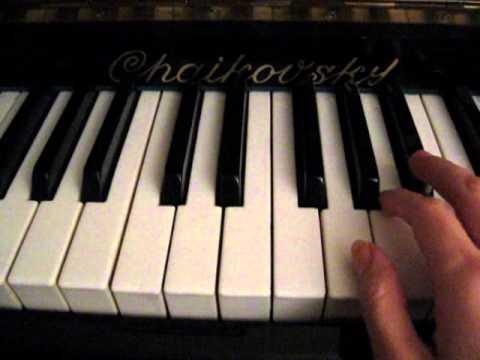 Cómo tocar salsa en piano
