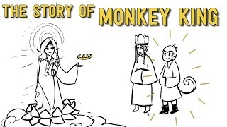Video How The Monkey King Came To Be - Journey To The West MP3, 3GP, MP4, WEBM, AVI, FLV Maret 2018