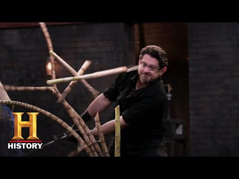Forged in Fire: DEADLY Butterfly Swords are *Ready to KEAL* (Season 3) | History