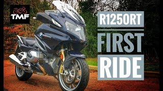 2. 2019 BMW R1250RT Review