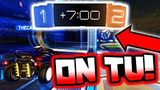 Rocket League - Today I do a world record longest OT vs Pros during the $100000 NBC Tournament that is going to be on live TV!