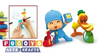 Pocoyo português Brasil - Pocoyo Arts & Crafts: Figuras de feltro