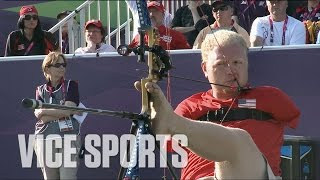 The Champion Archer Who Doesn't Have Arms by VICE Sports