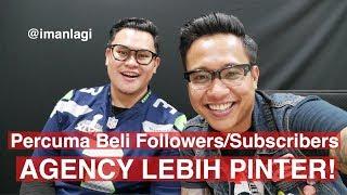 Download Video Ngobrolin Cheat Nambah Followers/Subscriber dari Kacamata Agency bareng @imanlagi MP3 3GP MP4