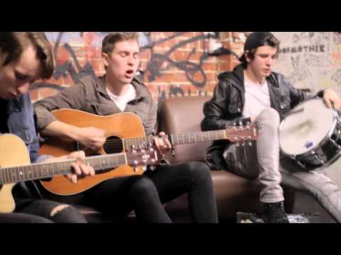 theMusic Sessions: Glass Towers - Jumanji