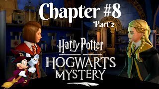 Harry Potter Hogwarts Mystery Chapter#8 Part 2: RECRUITING PENNY | Year 1