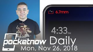 Galaxy S10 display details, LG Smartphone with 16 cameras & more - Pocketnow Daily