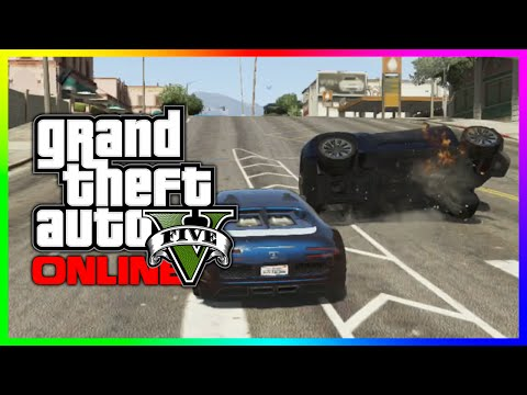explosion - GTA 5 Funny Moments & GTA 5 Epic Races - EXPLOSION STYLE (GTA V Stunts) - GTA 5 & GTA ONLINE Crazy Races! ▻ More