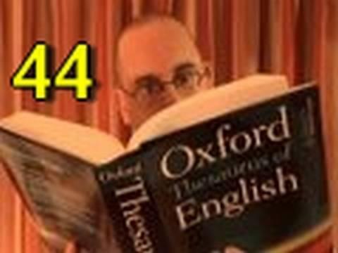 Vídeos Educativos.,Vídeos:Lesson 44