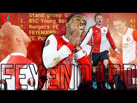 Wonder voor Feyenoord? 'Winnen van Rangers & FC Porto om Door te Gaan in de Europa League'