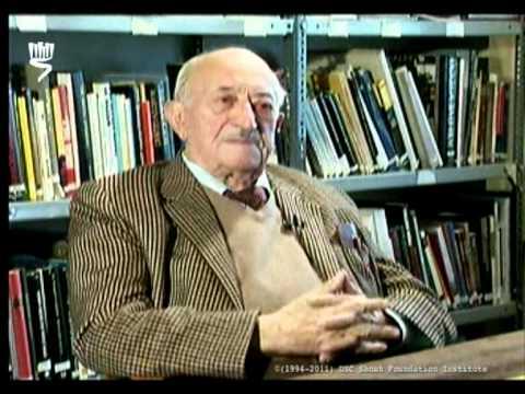 Simon Wiesenthal: Massenerschießungen der Juden in Lemberg (Lwow)