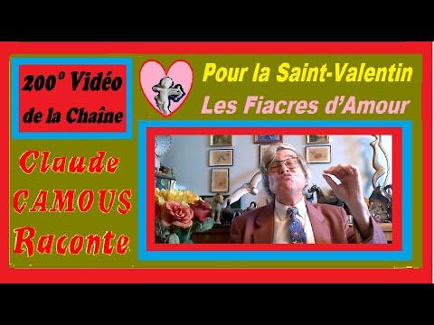 200° Vidéo pour la Saint-Valentin : «Claude Camous Raconte» Les Fiacres d'Amour, Fiacres d'Antan …
