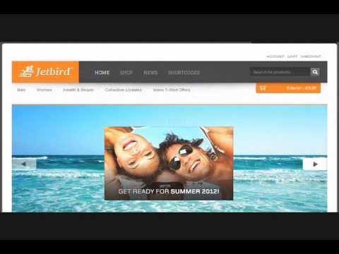 WordPress Ecommerce Templates & Themes