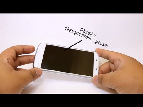 Cherry Mobile Omega HD Demo Part 1 of 2