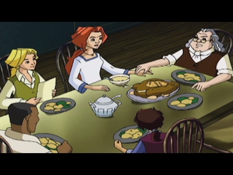Liberty's Kids HD 112 - Common Sense | History Cartoons for Children