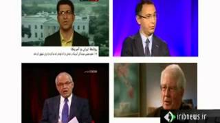 Iranian TV use BBC reports to prove no change in American stand with the new government