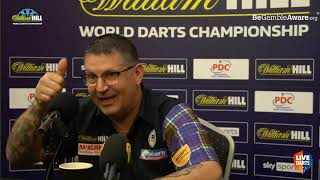"Furious Gary Anderson BLASTS Wayne Mardle as ""a numpty"" and issues response to Rod Harrington"
