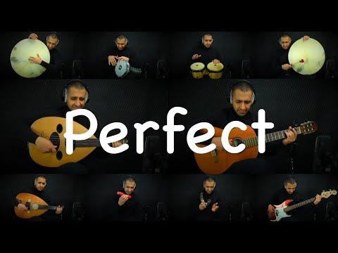 أحمد الشيبة يعيد أغنية إيد شيران Perfect على العود