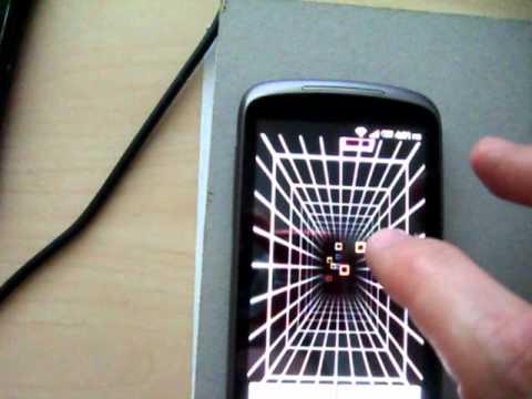 Video of VR Tunnel Lite Live Wallpaper