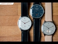 Nomos Minimatik (Silver/Classic, Nachtblau, Champagner) Review