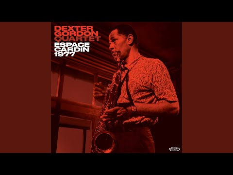 A la Modal (Live) online metal music video by DEXTER GORDON