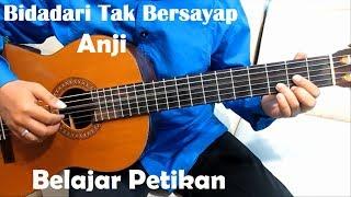 Video (Petikan) Bidadari Tak Bersayap Anji - Belajar Gitar Petikan Untuk Pemula MP3, 3GP, MP4, WEBM, AVI, FLV Februari 2018