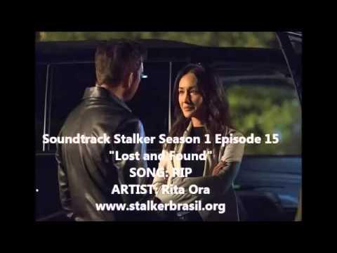 Soundtrack Stalker 1x15 - R.I.P. (Cover) by Rita Ora