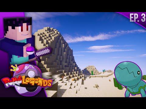 Minecraft: PokeLegends SMP - Episode 3 - I KILLED A SHINY!? (Pixelmon 3.4 Survival Let's Play SMP)