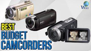 Video 6 Best Budget Camcorders 2017 MP3, 3GP, MP4, WEBM, AVI, FLV Juli 2018