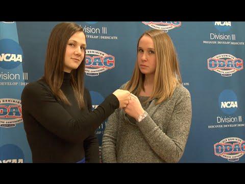 Lynchburg Women's Basketball: ODAC Awards Banquet