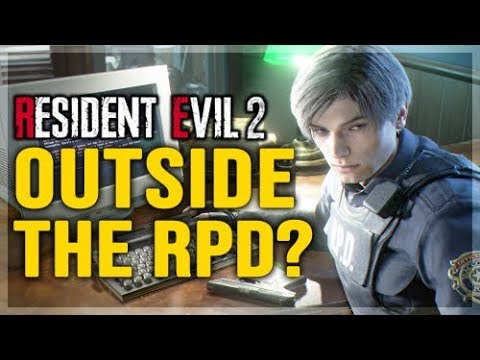 Resident Evil 2 -  New Details, New Game Mode? & More! Famitsu Interview.