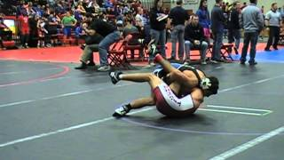 Parker Neptune Washington vs Sean Parr W'Burg