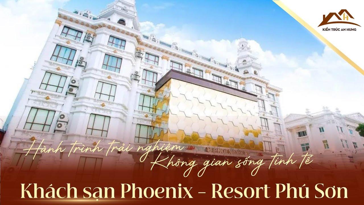 Đẳng cấp với khách sạn Phoenix 4sao , Resort Phú Sơn