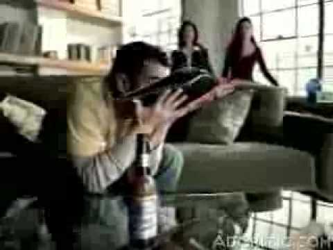 Banned Commercial - Budlight