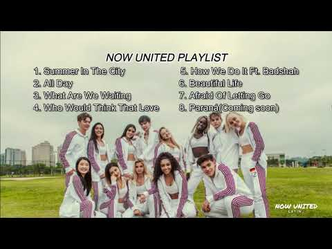 Now United Playlist