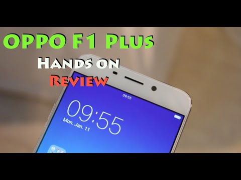 OPPO F1 Plus Hands on Review, Camera, Price and Features