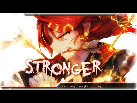 Nightcore - Stronger