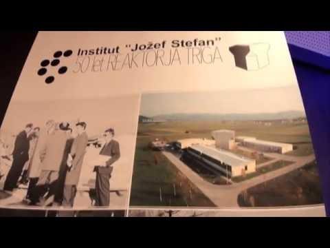 Film ob 50-letnici reaktorja TRIGA (2 od 2) (видео)