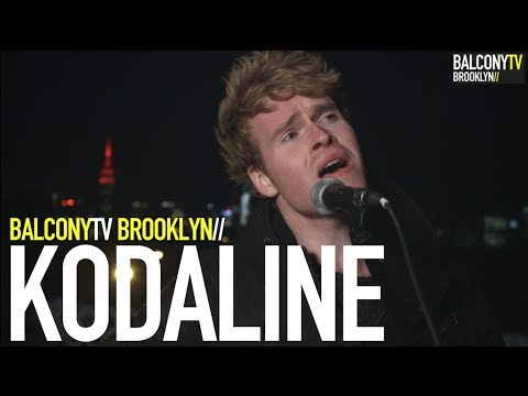 balconytv - KODALINE performs the song