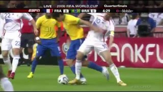 Video Zinedine Zidane vs Brazil World Cup 2006 MP3, 3GP, MP4, WEBM, AVI, FLV Mei 2019