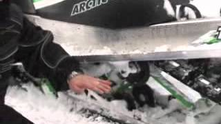 2. Product Review: Arctic Cat M-1000